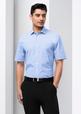 'Biz Collection' Mens Euro Short Sleeve Shirt