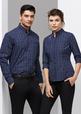 'Biz Collection' Mens Harper Long Sleeve Shirt