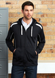 'Biz Collection' Mens United Contrast Hoodie