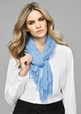 'Biz Corporation' Boulevard Ladies Monotone Knitted Scarf