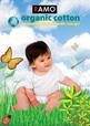 'Ramo' Organic Cotton Baby Short Sleeve Romper