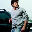 'Bocini' Adults ½ Zip Fleece with Pocket