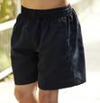 'Bocini' Unisex Peach Skin Microfibre Shorts