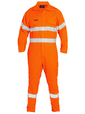 'Bisley Workwear' TenCate Tecasafe® Plus Taped HiVis Engineered Vented Coverall