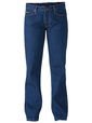 'Bisley Workwear' Ladies Industrial Work Denim Jean