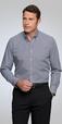 'City Collection' Mens Pippa Long Sleeve Check Shirt