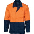 'DNC' Patron Saint Flame Retardant Arc Rated Two Tone Welder's Jacket