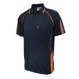 'DNC' Galaxy Sublimated Short Sleeve Polo