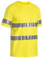 'DNC' HiVis Taped Cotton Jersey Short Sleeve Tee