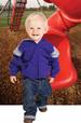 'Ramo' Baby Fleece Zip Hoodie