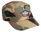 'Grace Collection' Camo Military Cap