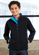 'Biz Collection' Kids Geneva Softshell Jacket