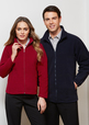 'Biz Collection' Mens Poly Fleece Jacket