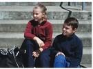 'Bocini' Kids Polar Fleece Zip Through Jacket