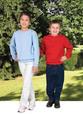 'Ramo' Kids Crew Neck Sloppy Joe