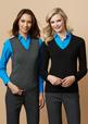 'Biz Collection' Ladies V-Neck Pullover