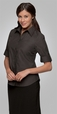 'City Collection' Ladies ¾ Sleeve Corporate Essentials Shirt
