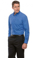 'City Collection' Mens Long Sleeve Micro Check Shirt