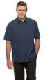 'City Collection' Mens Short Sleeve Ezylin Shirt