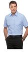 'City Collection' Mens Cityhealth Stripe Shirt