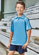 'Biz Collection' Kids Flash Polo