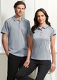 'Biz Collection' Ladies Blade Polo