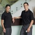 'Gear For Life' Mens Merino Short Sleeve Polo