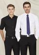 'Biz Collection' Mens Base Short Sleeve Shirt