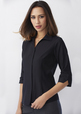 'Biz Collection' Ladies Preston 3/4 Sleeve Shirt