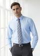 'Biz Collection' Mens Preston Long Sleeve Shirt
