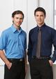 'Biz Collection' Mens Metro Short Sleeve Shirt