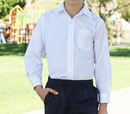 'Bocini' Boys Long Sleeve School Shirt