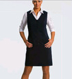 ** CLEARANCE ITEM ** - 'Totally Corporate' Ladies 3/4 Sleeve Stretch Blouse with PinTucks