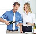 'Stencil' Ladies Short Sleeve Hospitality Nano Shirt