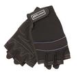 'JB' Half Finger Glove