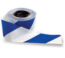'Prochoice' Barricade Tape, Blue and White