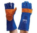 'Prochoice' Blue Heeler® - Blue and Gold Kevlar® Glove