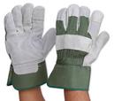 'Prochoice' Green Leather Glove