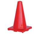'Prochoice' Orange Hi-Vis Traffic Cone 450mm Height