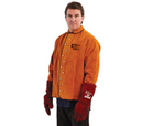 'Prochoice' Red Welders Jacket
