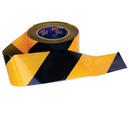 'Prochoice' Barricade Tape, Yellow and Black