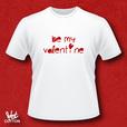 'Be My Valentine' T-shirt