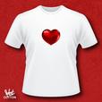 'Red Heart' T-shirt