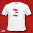 'Heart to Heart' T-shirt