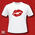'Kiss' T-shirt