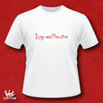 'Love and Passion' T-shirt