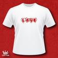 'LOVE' T-shirt