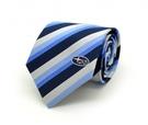 'Hot Cotton' Customised Woven Silk Tie Sample 01
