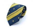 'Hot Cotton' Customised Woven Silk Tie Sample 06