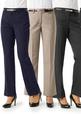 'Biz Collection' Ladies Classic Flat Front Pant